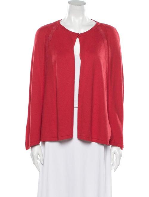 Victor Glemaud 2020 Scoop Neck Sweater Red