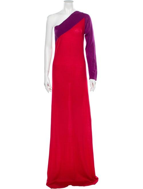 Victor Glemaud Wool Long Dress w/ Tags Wool