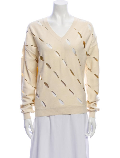 Victor Glemaud V-Neck Sweater