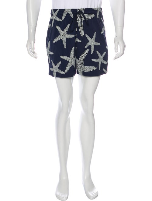 2dc74920c4e0a Vilebrequin Moonrise Glow-in-the-Dark Swim Trunks w/ Tags - Clothing ...