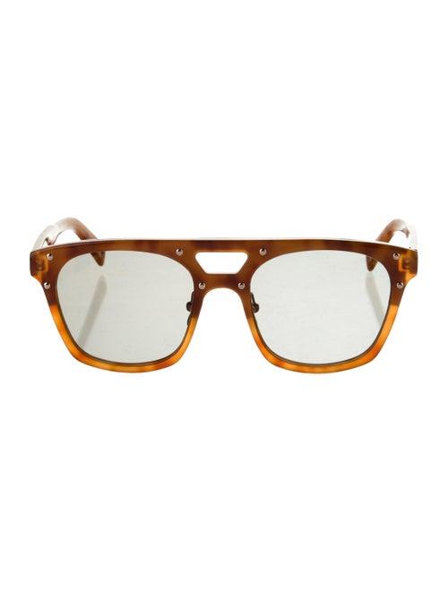 Vilebrequin Tortoiseshell Wayfarer Sunglasses