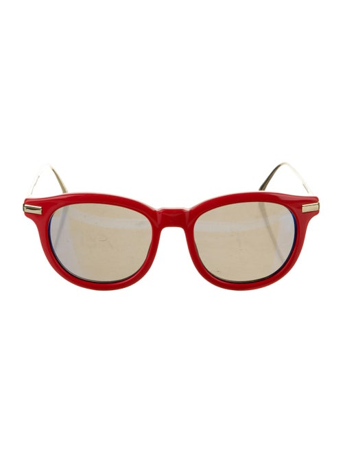 Vilebrequin Loed Tinted Sunglasses Red