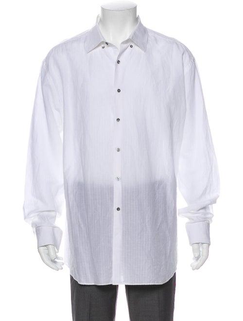 Vilebrequin Long Sleeve Shirt White