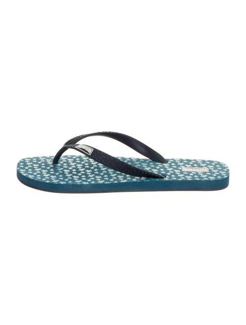 Vilebrequin Flip Flops Blue