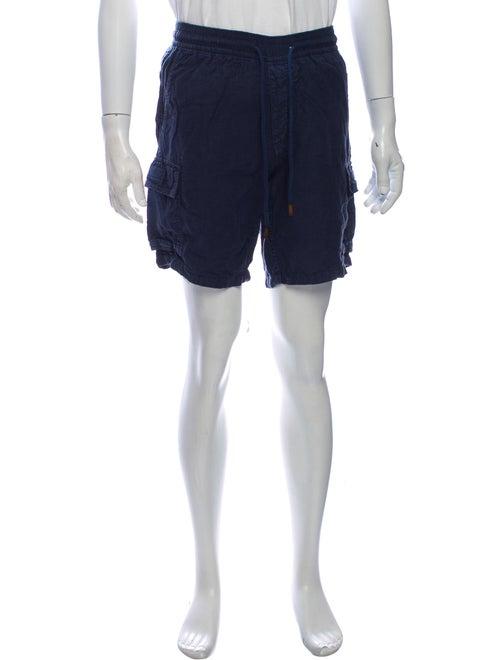 Vilebrequin Cargo Shorts Blue