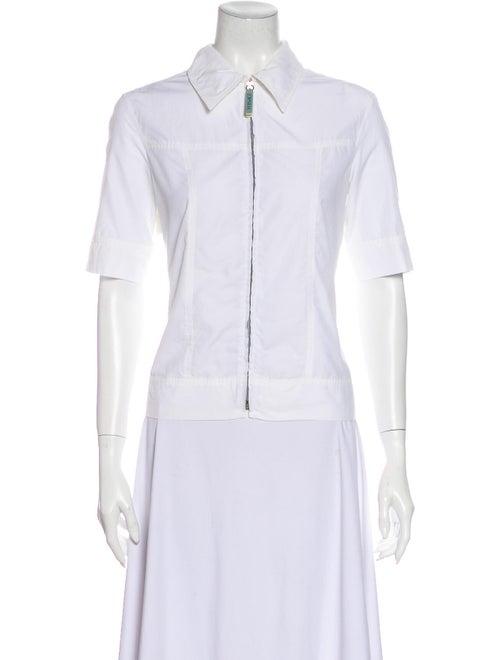 Versace Jeans Vest White