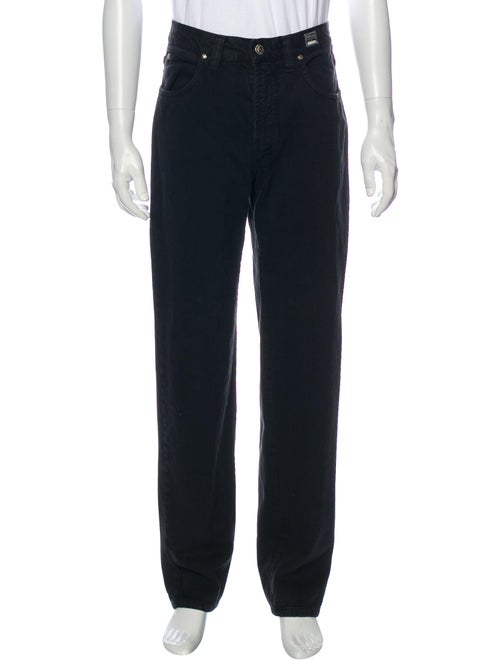 Versace Jeans Vintage Slim Fit Jeans Black