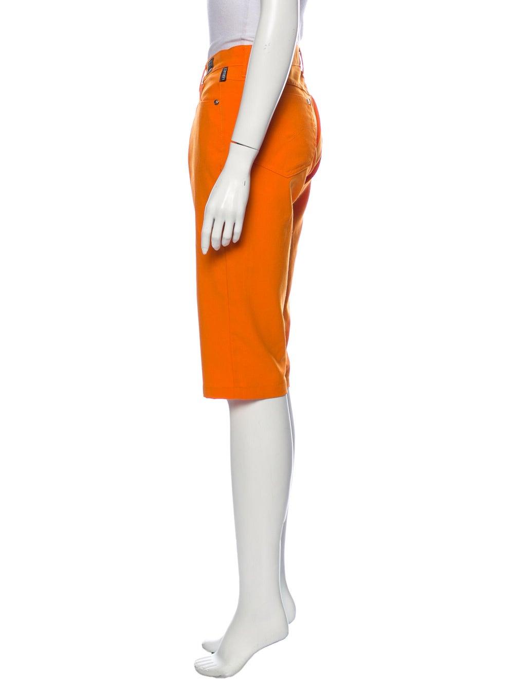 Versace Jeans Wide Leg Pants Orange - image 2