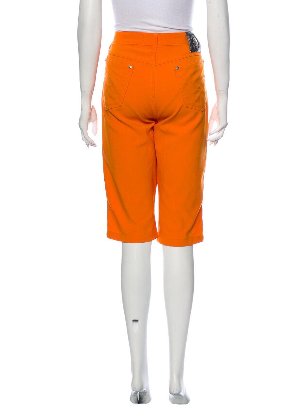 Versace Jeans Wide Leg Pants Orange - image 3