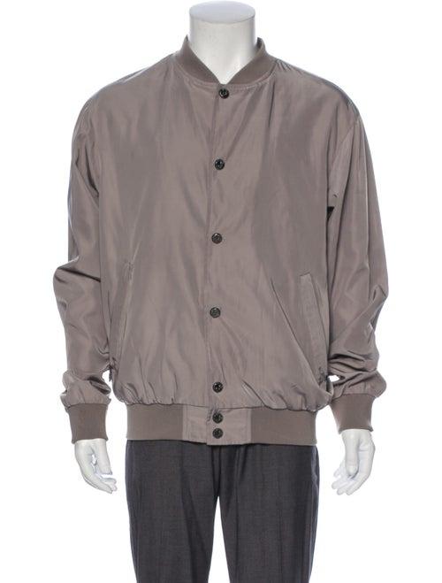 Versace Jeans Bomber Jacket Grey