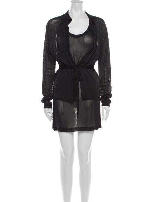Versace Jeans Dress Set Black
