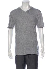 Vince V-Neck Short Sleeve T-Shirt