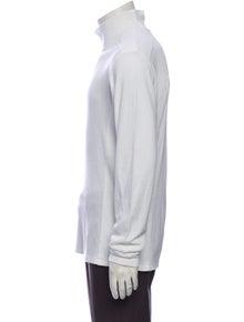 Vince Turtleneck Long Sleeve Pullover