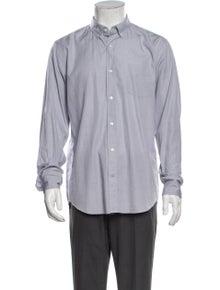 Vince Long Sleeve Dress Shirt