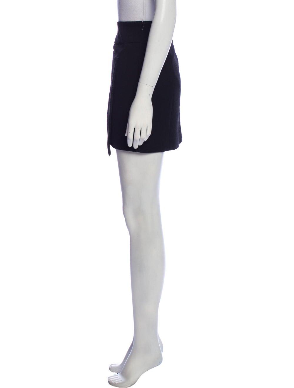 Vince Mini Skirt Black - image 2
