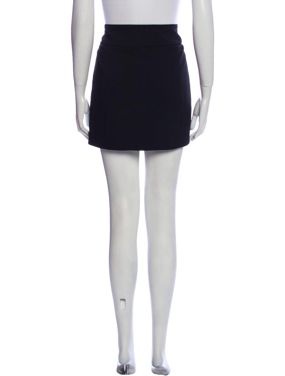 Vince Mini Skirt Black - image 3