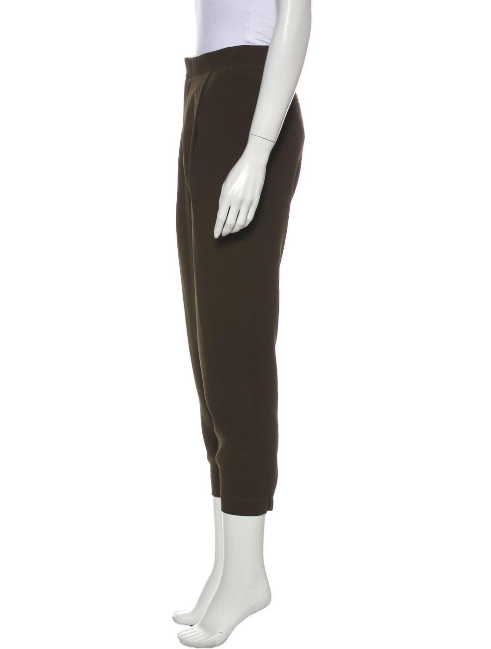 Vince Skinny Leg Pants Green - image 2