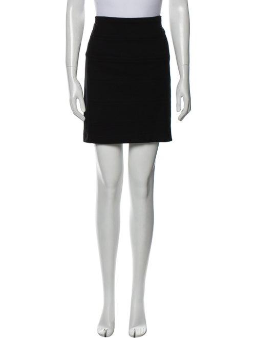Vince Mini Skirt Black
