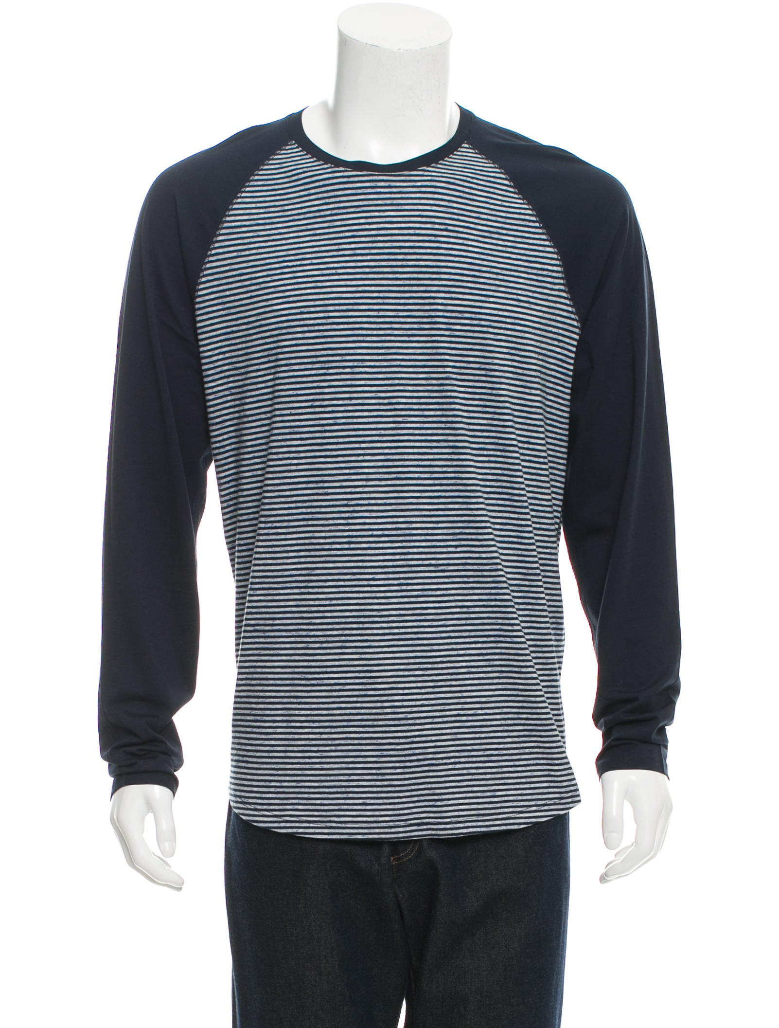 Vince striped scoop neck t shirt w tags clothing for Scoop neck t shirt