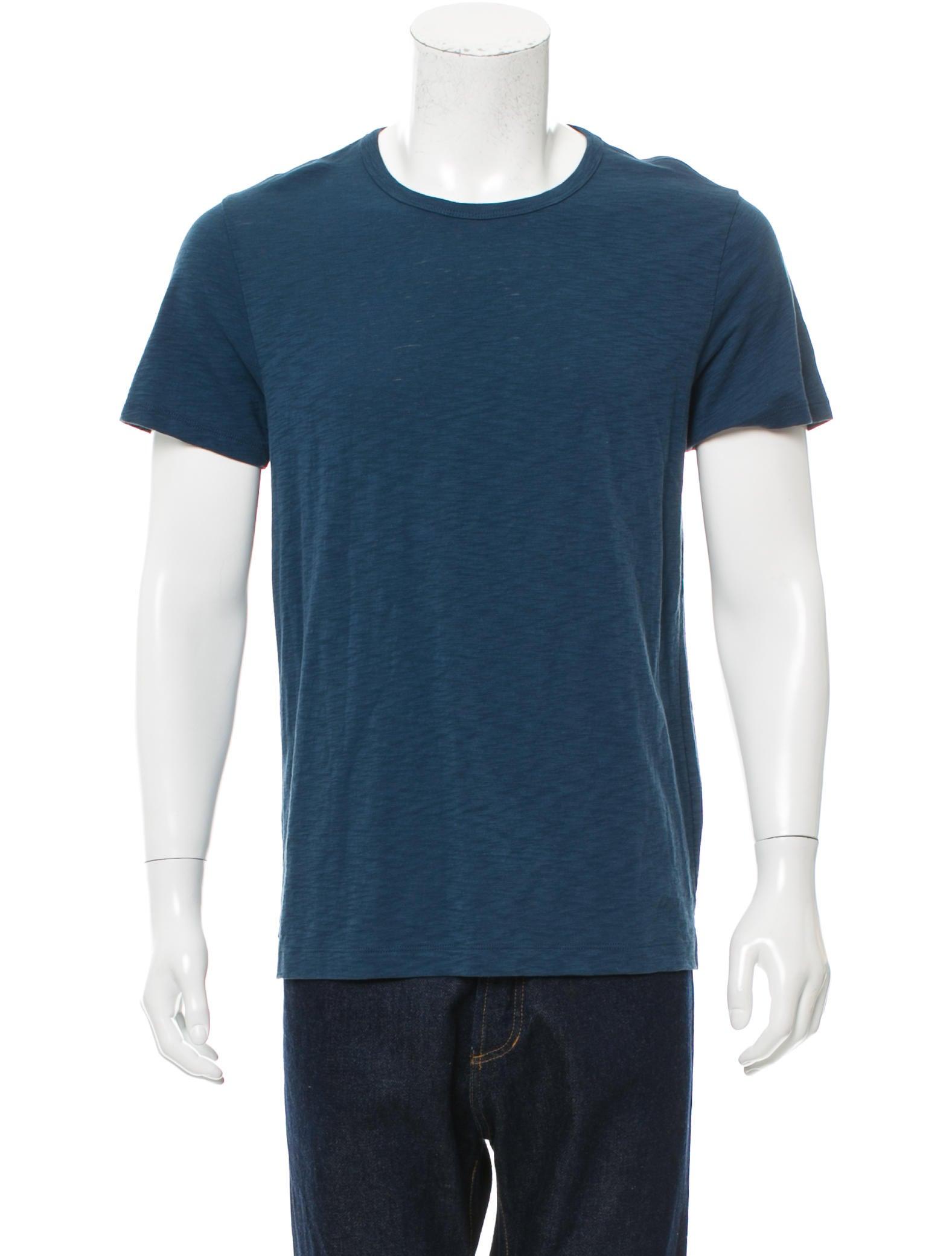 Vince scoop neck short sleeve t shirt clothing for Scoop neck t shirt