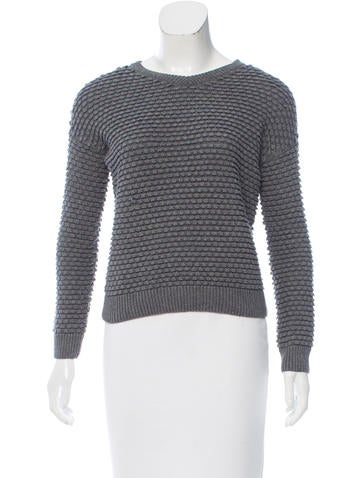 Vince Long Sleeve V-neck Sweater w/ Tags None