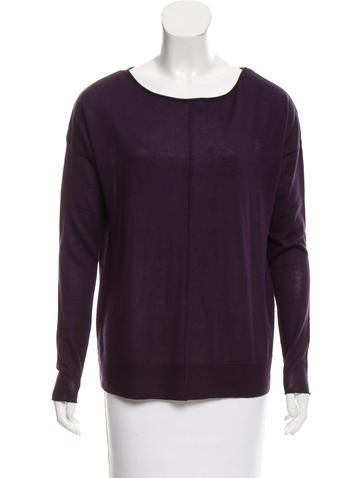 Vince Silk Knit Sweater w/ Tags None