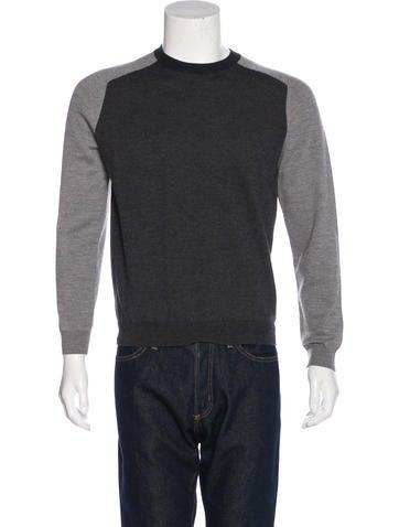 Vince Raglan Knit Sweater None