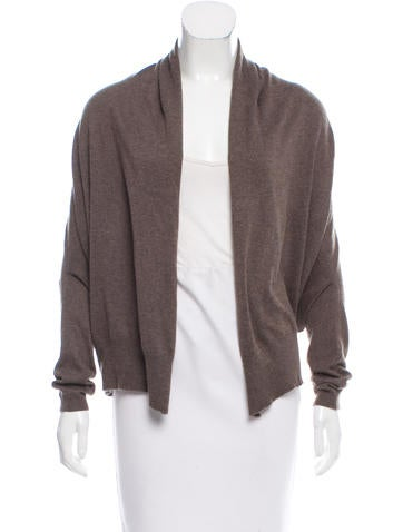 Vince Open Front Cardigan None