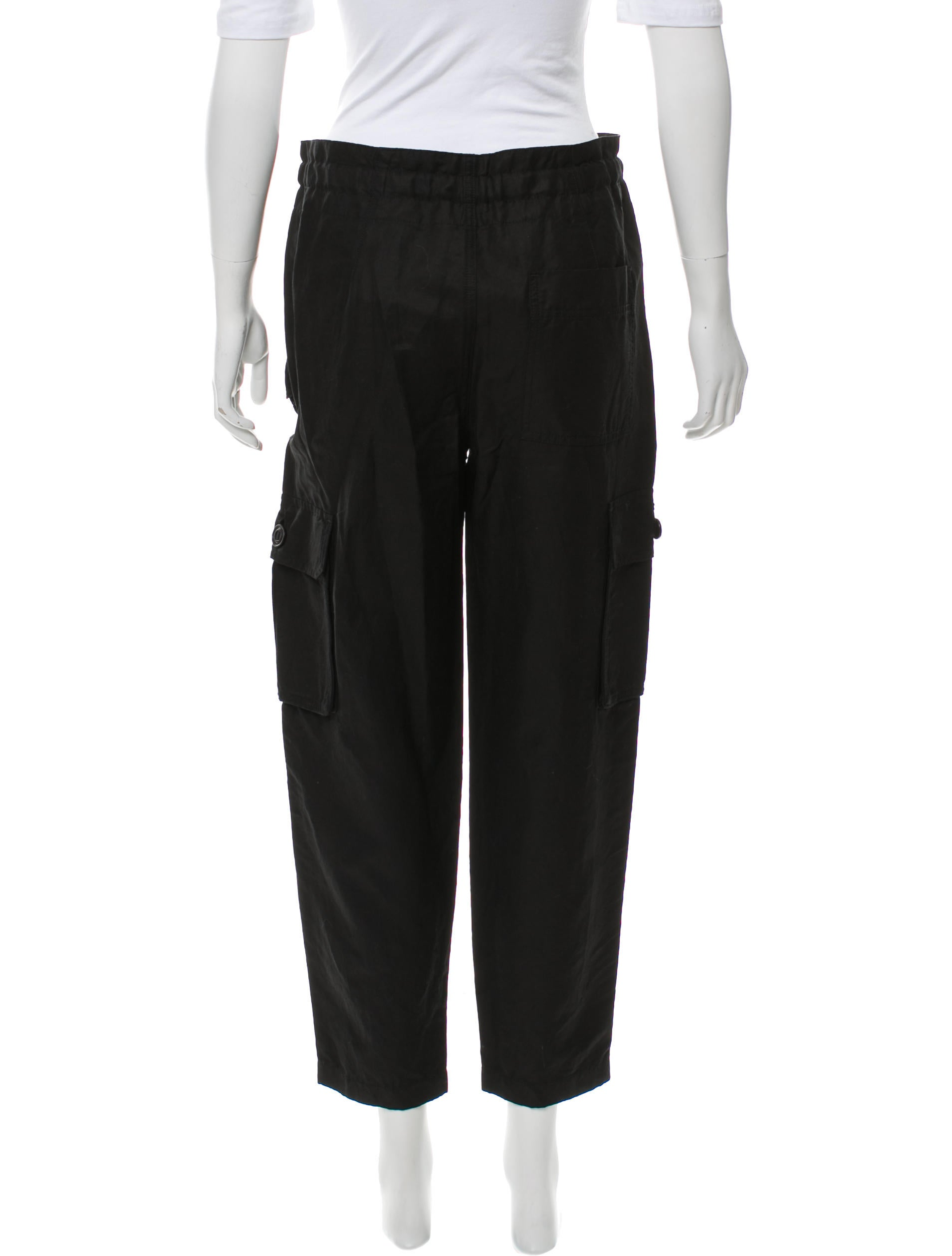 Vince High Rise Cargo Pants W Tags Clothing Wvn29453