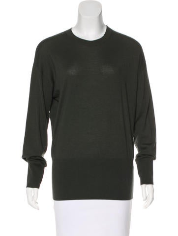 Vince Wool Knit Sweater None