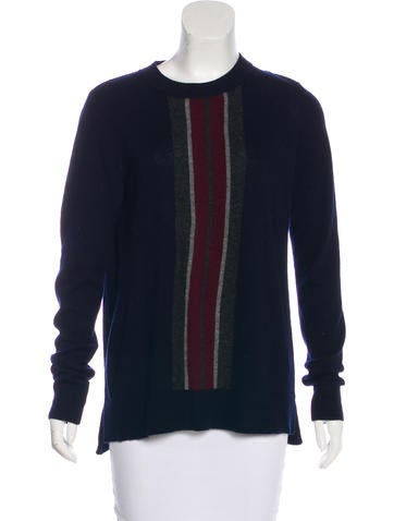 Vince Rib Knit Cashmere Sweater w/ Tags None