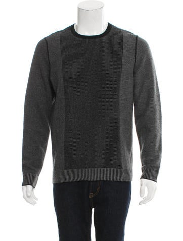 Vince Wool Crew Neck Sweater None