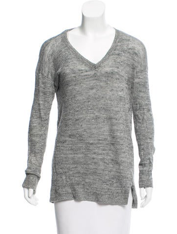 Vince Casual V-Neck Sweater None
