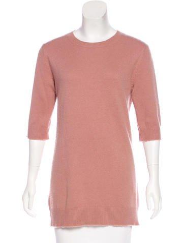 Vince Longline Knit Sweater None