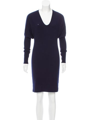 Vince Knit Sweater Dress None