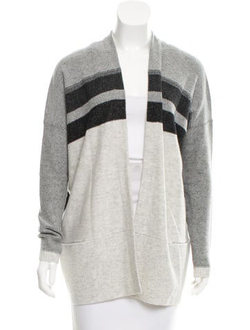 Vince Wool & Cashmere Open Front Cardigan w/ Tags None
