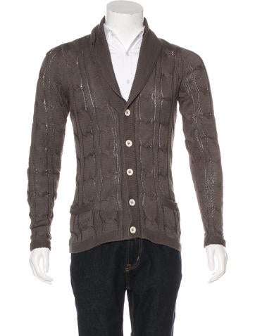 Vince Cable Knit Cardigan w/ Tags None