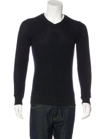 Vince Cashmere V-Neck Sweater w/ Tags None