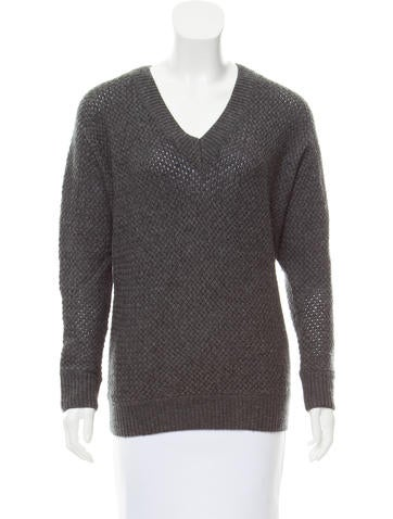 Vince Long Sleeve Sweater None
