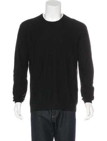Vince Cashmere Crew Neck Sweater None