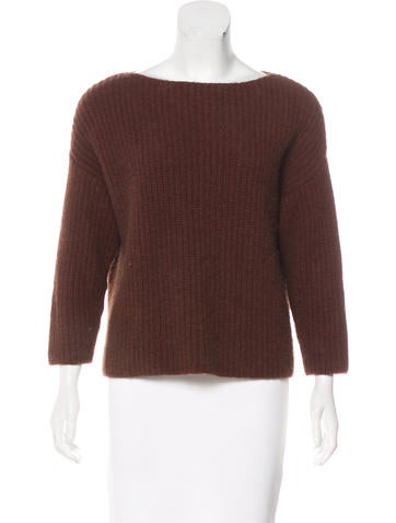 Vince Wool & Yak-Blend Sweater None