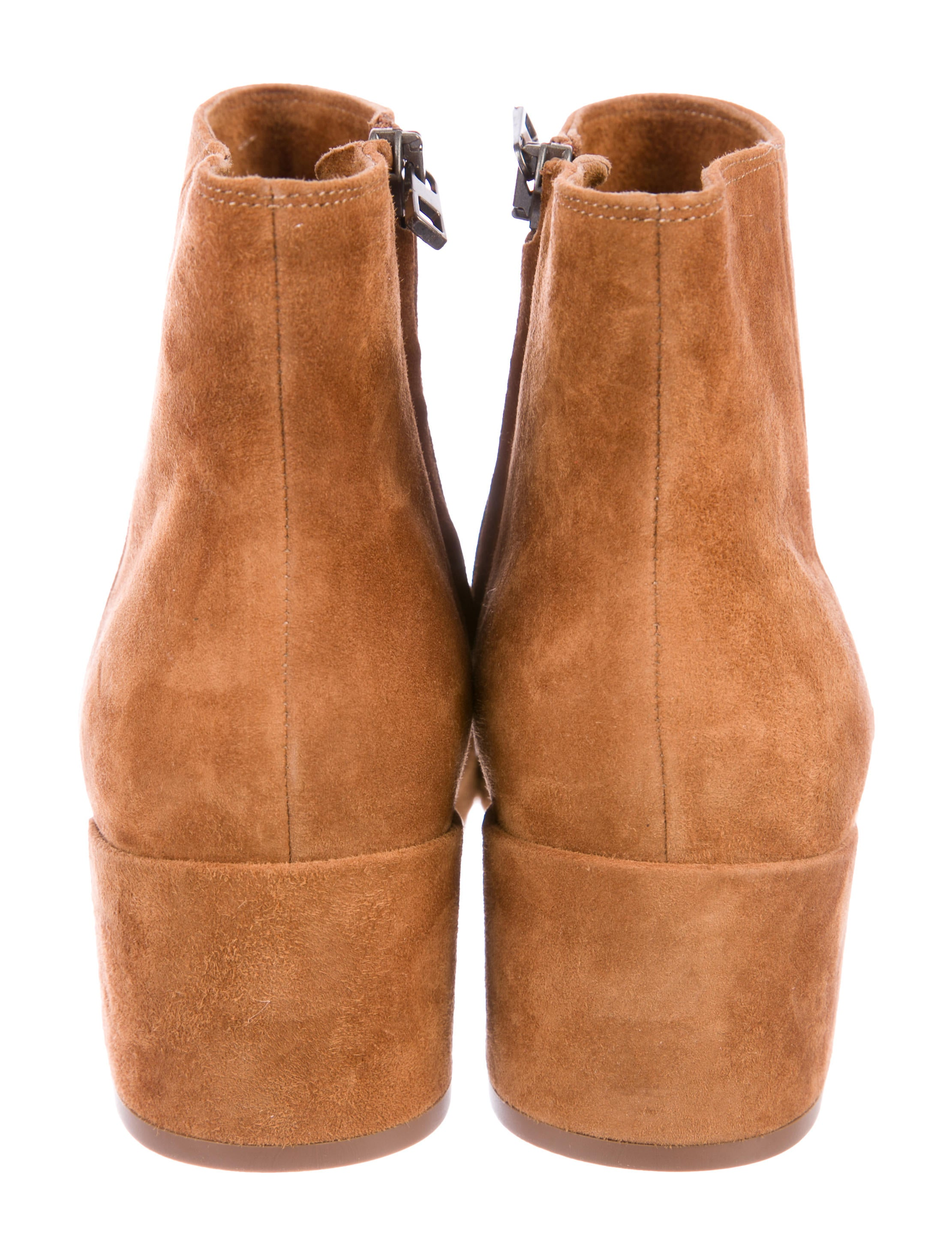 free shipping under $60 Vince Ostend Suede Boots w/ Tags outlet cheap discount low shipping extremely free shipping pay with visa I7IHywxH