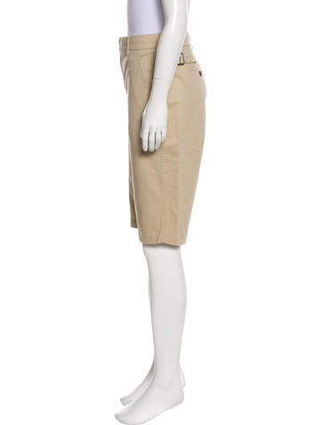 Knee-Length Bermuda Shorts w/ Tags