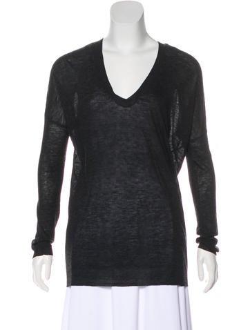 Wool-Blend Sweater w/ Tags