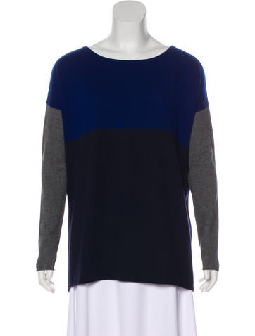 Vince Wool & Cashmere Knit Sweater None