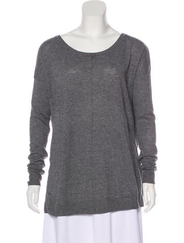 Vince Long Sleeve Knit Top None