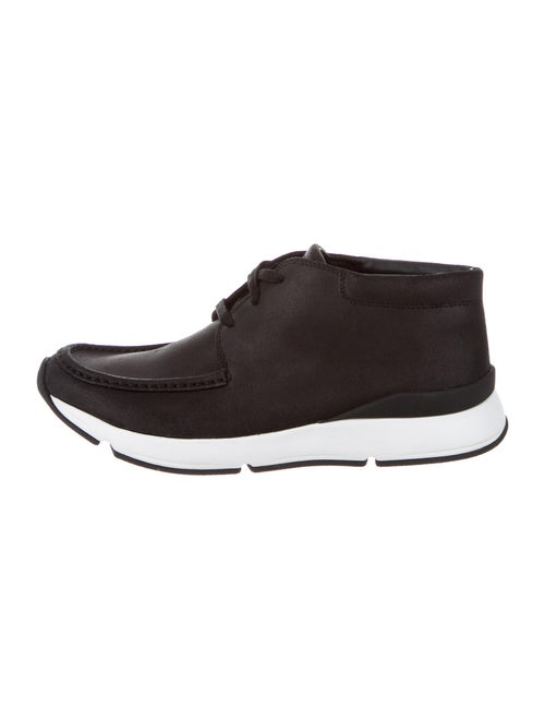 Vince Nubuck Sneakers Black