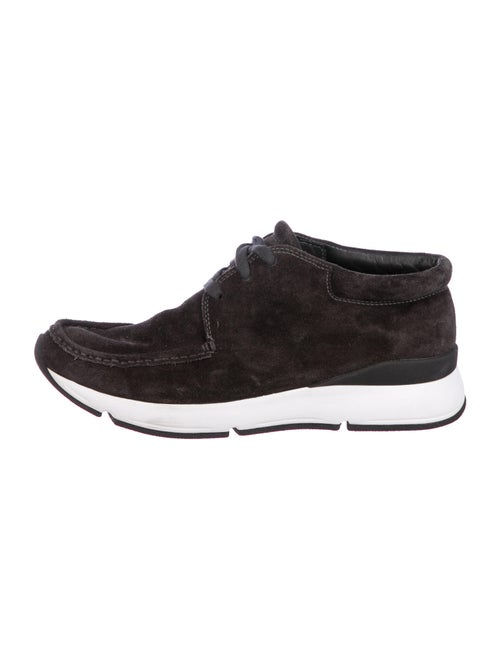 Vince Suede Sneakers Grey