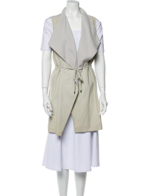 Vince Goat Leather Vest