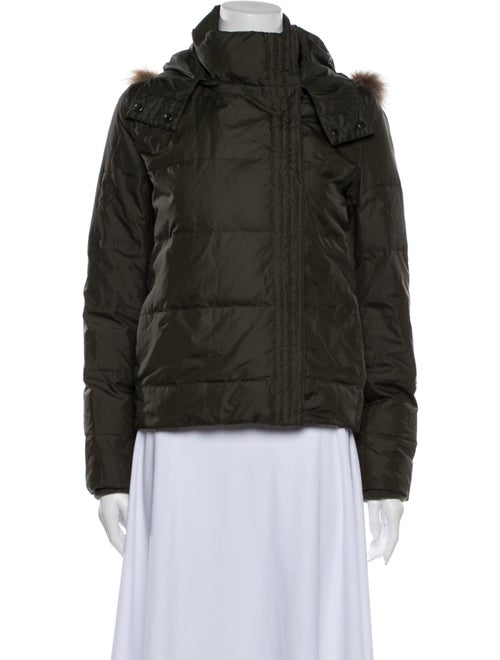 Vince Down Jacket Green